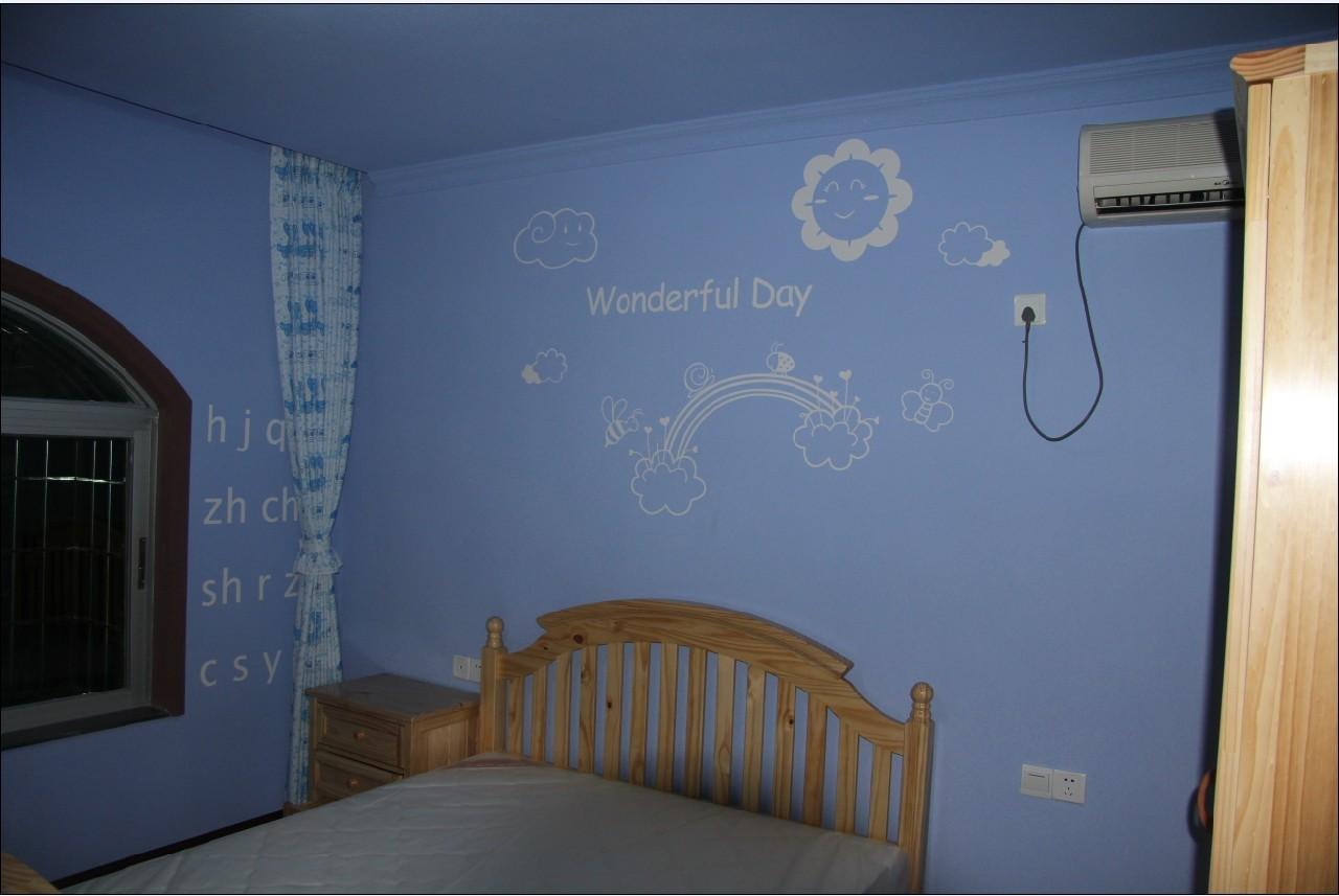 硅藻泥知识 儿童房装修需用健康环保建材-----首选兰